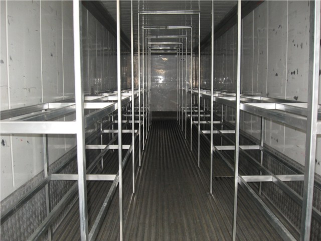 40ft reefer modified shipping container