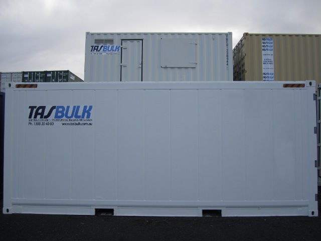 tasbulk 20 ft reefer new