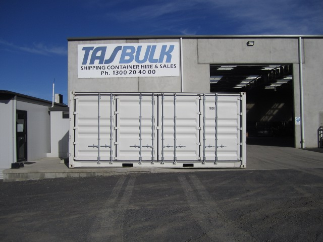 tasbulk 20ft Standard side door