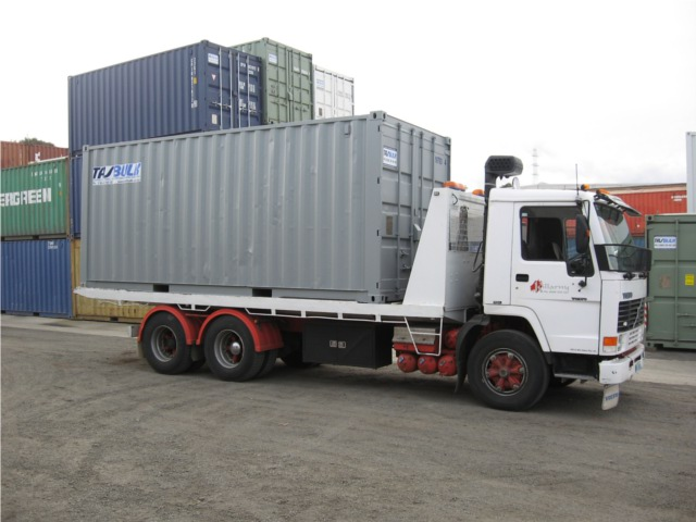 tasbulk 20ft hire
