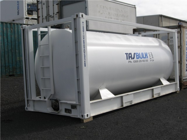 tasbulk tank